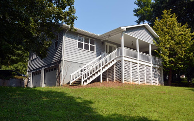 Hayesville Single Family Home For Sale: 548 Deerbrook Drive