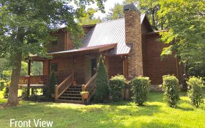 Mineral Bluff Single Family Home For Sale: 216 Manassas Trail