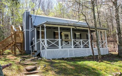 Ellijay Single Family Home For Sale: 12 Rose Court
