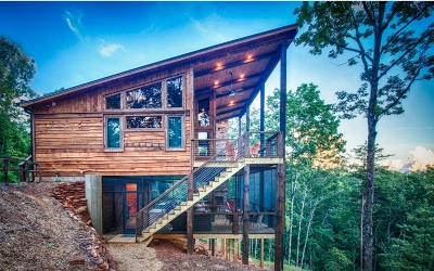 Blue Ridge Single Family Home For Sale: Sower Road