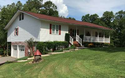 Murphy NC Single Family Home For Sale: $269,900