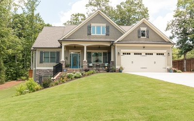 Pickens County Single Family Home For Sale: 26 Blue Bird Trail