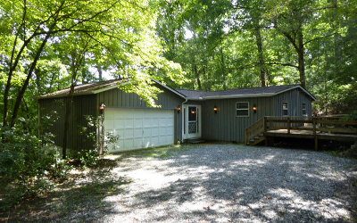 Warne Single Family Home For Sale: 352 Scenic Road