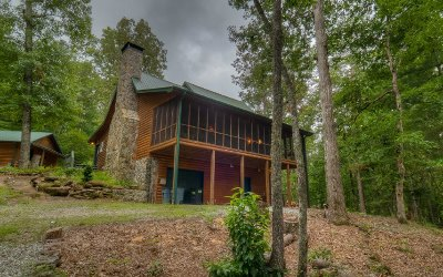 Blairsville GA Single Family Home For Sale: $399,900