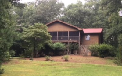 Blairsville Single Family Home For Sale: 2390 Hicks Gap Rd