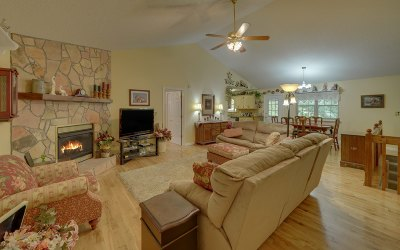 Blairsville Single Family Home For Sale: 44 Spiva Point
