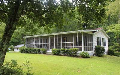 Hiawassee Single Family Home For Sale: 6266 Us Hwy 76 East