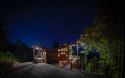 Blue Ridge Single Family Home For Sale: Tr A Sunrock Mountain Trc