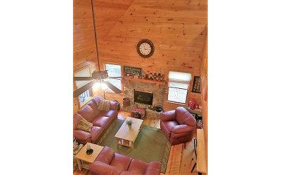 Ellijay Single Family Home For Sale: 39 Nadir Ct