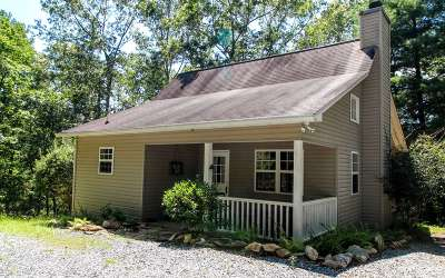 Murphy NC Single Family Home For Sale: $179,500