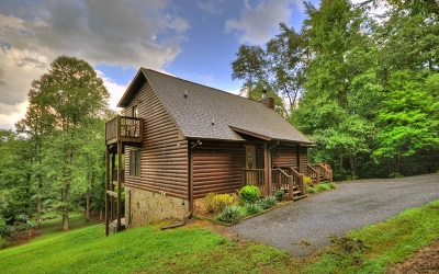 Blue Ridge Single Family Home For Sale: 271 Twin Creeks