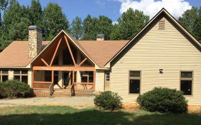 Single Family Home For Sale: 357 Pioneer Farm