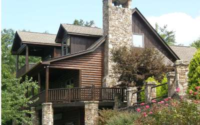 Hiawassee Single Family Home For Sale: 2365 Haven Heights Road