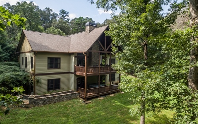 Ellijay Single Family Home For Sale: 285 Martin Road