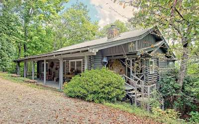 Hiawassee Single Family Home For Sale: 1902 Ivy Mountain Rd
