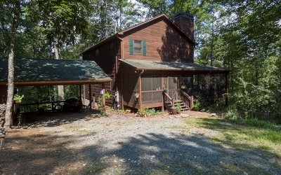 Ellijay Single Family Home For Sale: 22 Kings Ct