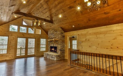 Mineral Bluff Single Family Home For Sale: Lt 26 The Highlands
