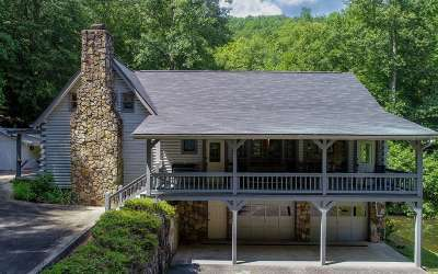 Blue Ridge Single Family Home For Sale: 3264 Weaver Creek Road