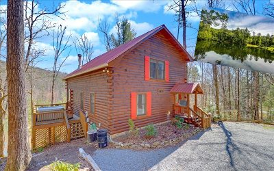 Cherry Log Single Family Home For Sale: 75 Ghost Court