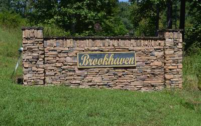 Young Harris Residential Lots & Land For Sale: Lot # 18 Brook Haven