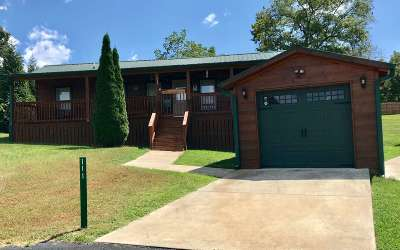 Blairsville Single Family Home For Sale: 111 Copperhead Court