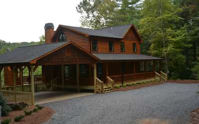 Blue Ridge Single Family Home For Sale: 179 Still Run