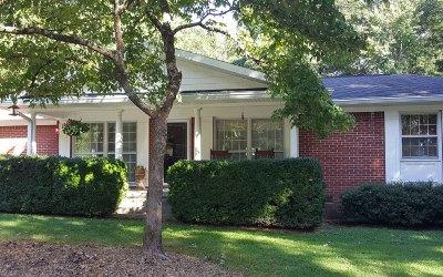 Blue Ridge Single Family Home For Sale: 4727 Blue Ridge Drive