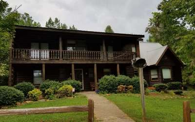 Blue Ridge Single Family Home For Sale: 1901 Weeks Creek Rd