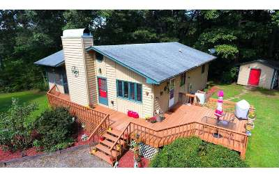 Single Family Home For Sale: 2057 Peckerwood Rd