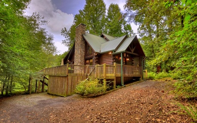 Ellijay Single Family Home For Sale: 150 Riverwood Lane