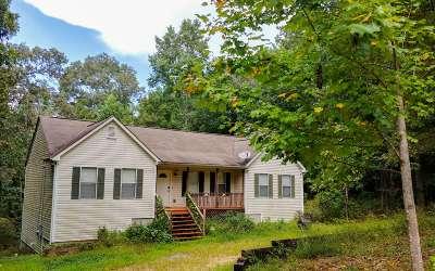 Jasper Single Family Home For Sale: 600 Cherokee Trail