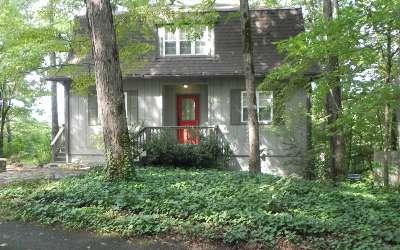 Hayesville Single Family Home For Sale: 449 Hidden Forest Lane