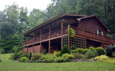Hayesville Single Family Home For Sale: 130 Hot House Road