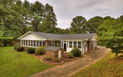Gilmer County Single Family Home For Sale: 2837 Old Hwy 5 South