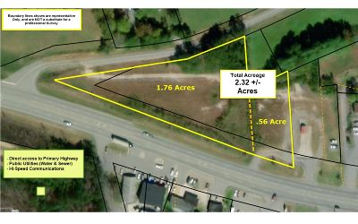 Residential Lots & Land For Sale: Hwy 64 West Bypass