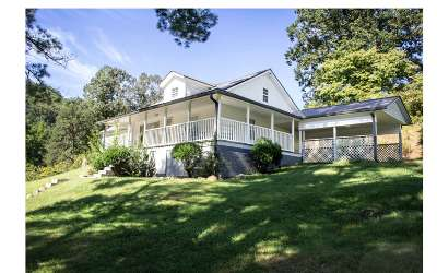 Murphy Single Family Home For Sale: 164 Ebenezer Road