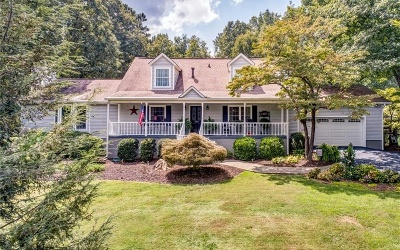 Jasper Single Family Home For Sale: 205 Sharptop Ridge Road