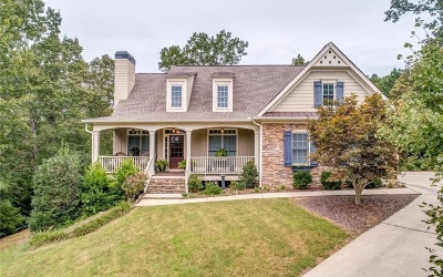 Pickens County Single Family Home For Sale: 135 Savage Court