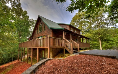 Ellijay Single Family Home For Sale: 245 Muscogee Drive