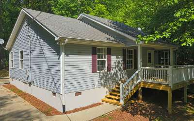 Blairsville Single Family Home For Sale: 147 Kirksey Cove