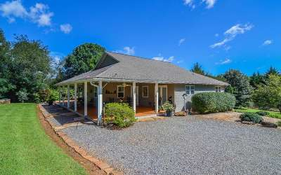 Hayesville Single Family Home For Sale: 107 Horse Shoe Drive