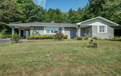 Cherokee County Single Family Home For Sale: 293 Hayes Rd
