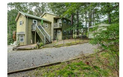 Cherokee County Single Family Home For Sale: 675 Radford Road