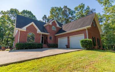 Mineral Bluff Single Family Home For Sale: 65 Toccoa River Forest