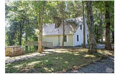 Cherokee County Single Family Home For Sale: 96 White Cloud