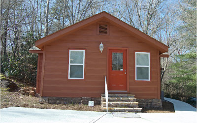Hiawassee Single Family Home For Sale: 2883 Hooper Branch Road