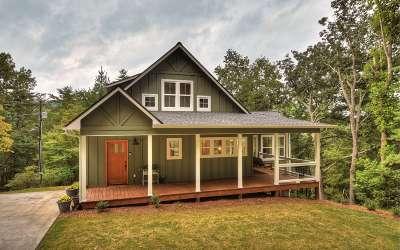 Ellijay Single Family Home For Sale: 34 Hefner Trace