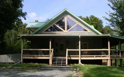 Fannin County Single Family Home For Sale: 49 Ellis Ford Road