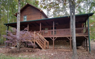 Hayesville Single Family Home For Sale: 77 Glen Oaks Dr