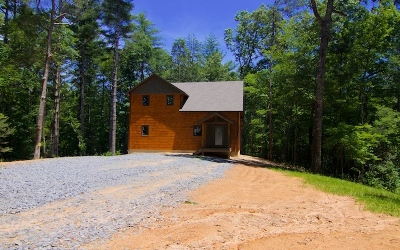 Blue Ridge Single Family Home For Sale: Tr 1 Watson Road